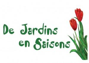 DE JARDINS EN SAISON